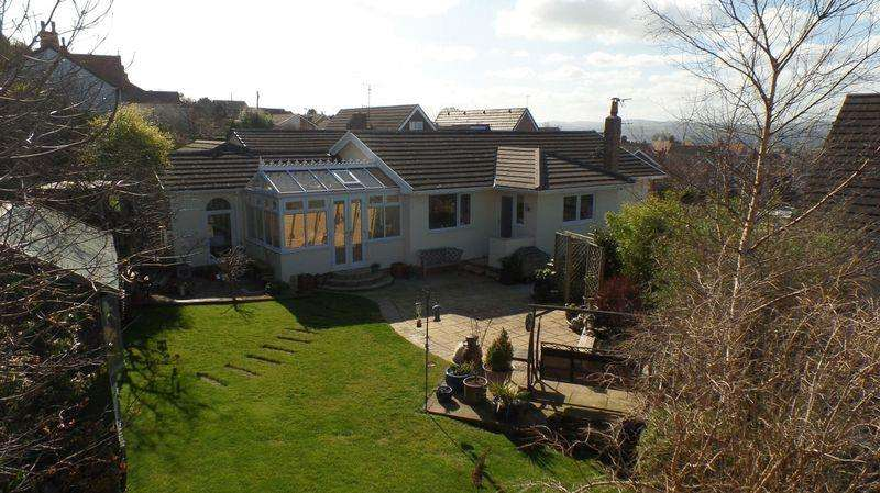 3 Bedrooms Detached Bungalow for sale in Parc Bron Deg, Dyserth