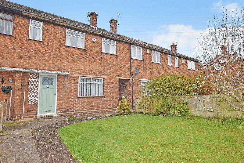 2 Bedrooms Town House for sale in Crofton Road, Runcorn