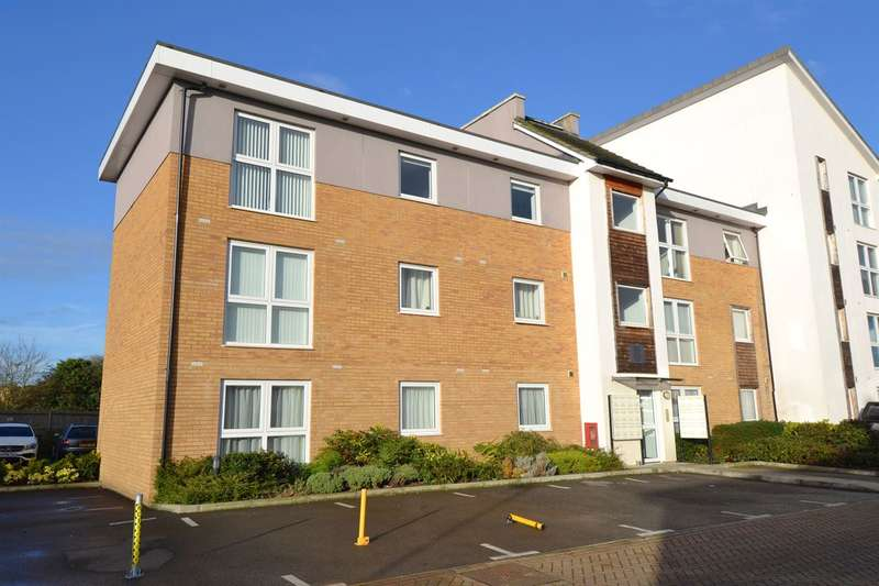 2 Bedrooms Flat for sale in Belon Drive, South Tankerton, Whitstable