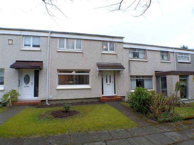 3 Bedrooms Terraced House for sale in Othello, Calderwood, EAST KILBRIDE