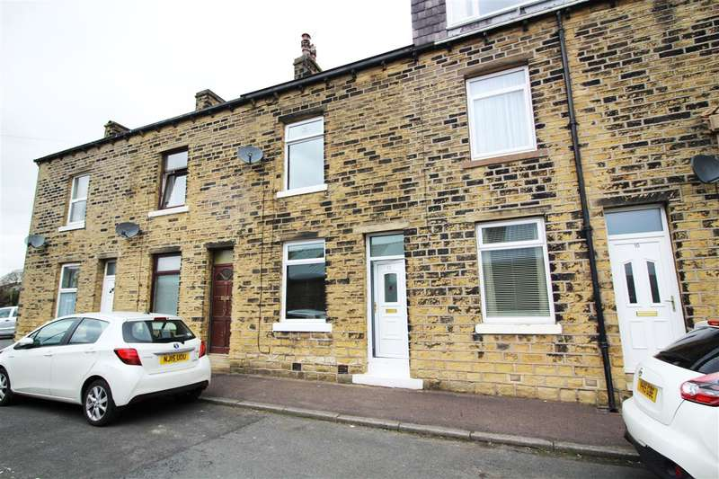 2 Bedrooms Terraced House for sale in Denby Place, Sowerby Bridge