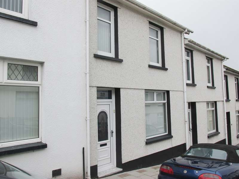 3 Bedrooms Terraced House for sale in Bryn Street, Twynyrodyn, Merthyr Tydfil