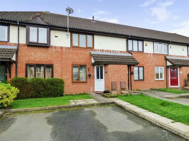 2 Bedrooms Terraced House for sale in Hayes Road, Greenhithe, Kent