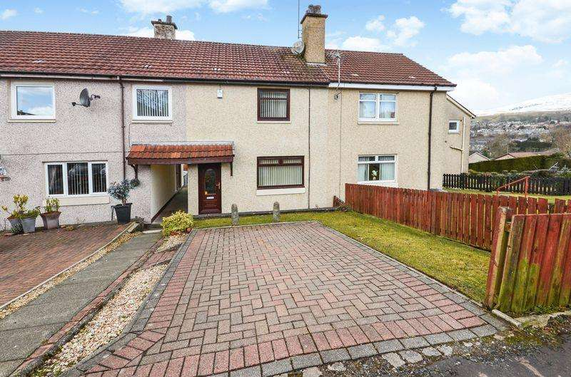 2 Bedrooms Terraced House for sale in Register Road, Kilsyth