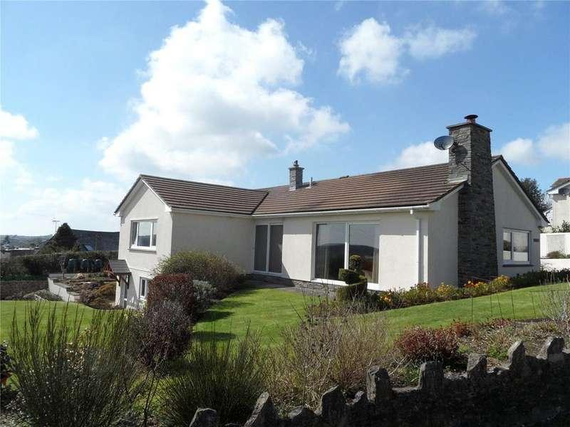 4 Bedrooms Detached Bungalow for sale in Higher Island, Blackawton, Totnes, Devon, TQ9