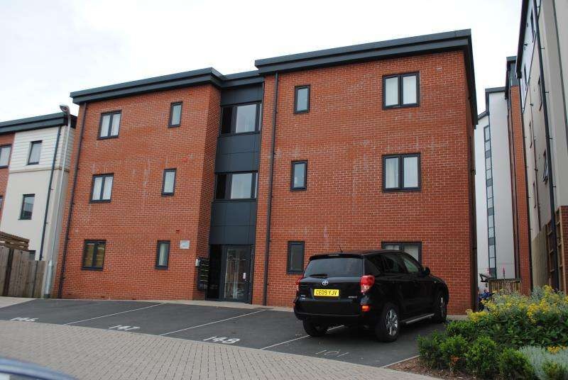2 Bedrooms Apartment Flat for rent in Ravenswood House, Newport