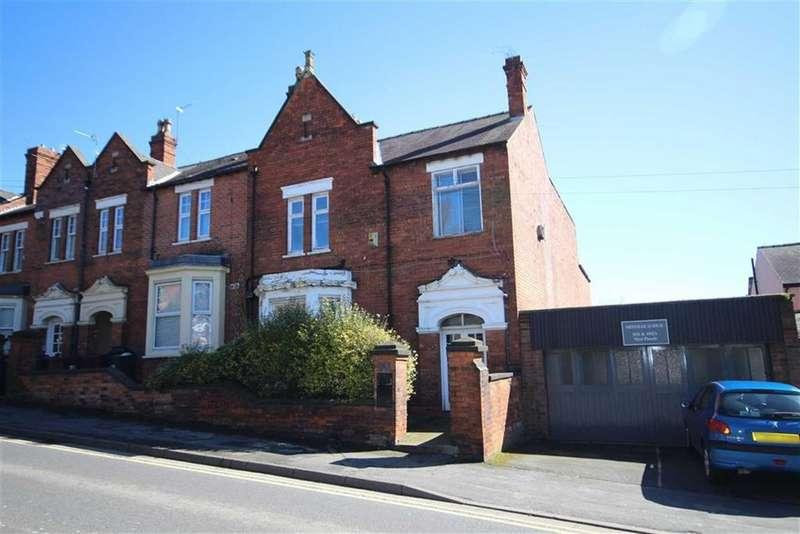 5 Bedrooms End Of Terrace House for sale in The Avenue, Lincoln, Lincolnshire