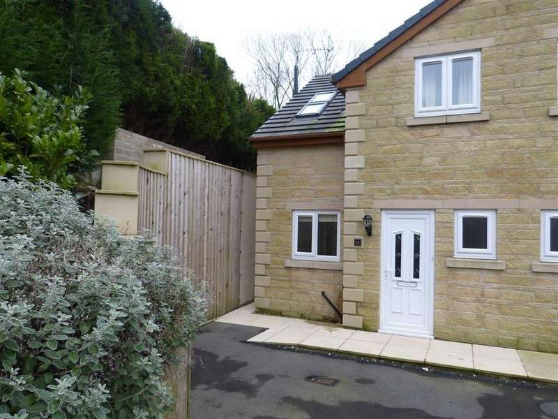 2 Bedrooms Semi Detached House for rent in Dinting Lane, Glossop