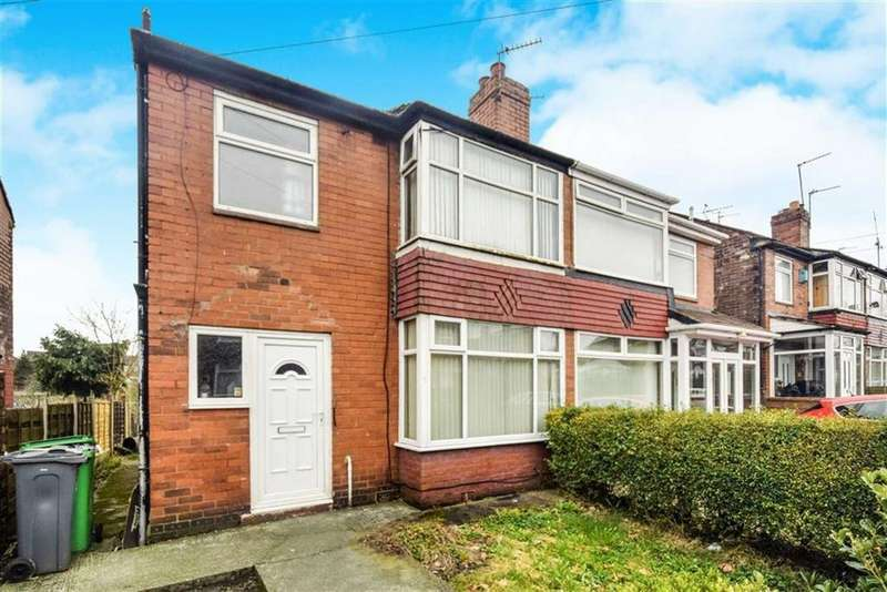 3 Bedrooms Semi Detached House for sale in Bluestone Road, Moston, Manchetser