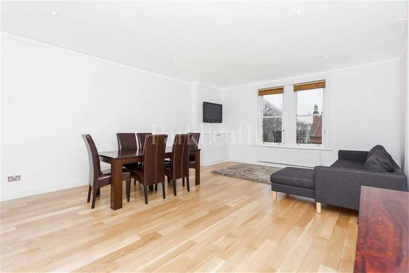 2 Bedrooms Flat for sale in Priory Road, South Hampstead, London