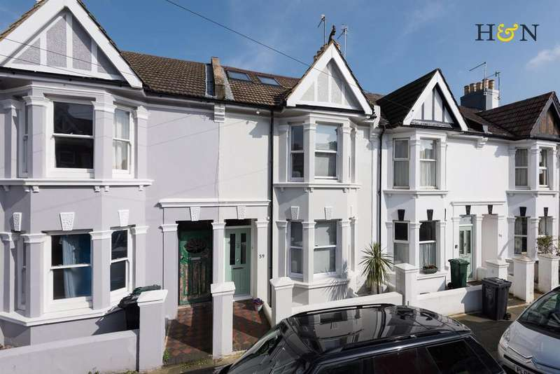 5 Bedrooms House for sale in Tamworth Road, Hove