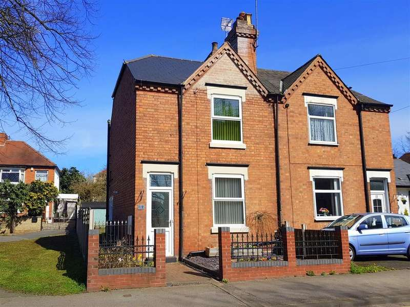 2 Bedrooms Semi Detached House for sale in Worcester Street, Stourport-On-Severn