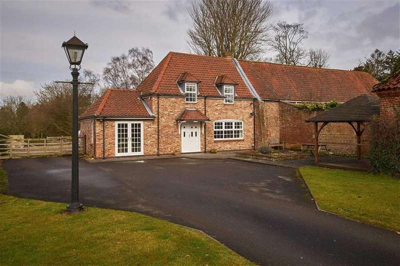 4 Bedrooms Semi Detached House for sale in Kilnwick