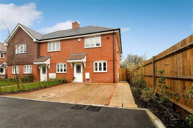 2 Bedrooms End Of Terrace House for sale in Orchard Farm, Liphook, Hampshire, GU30