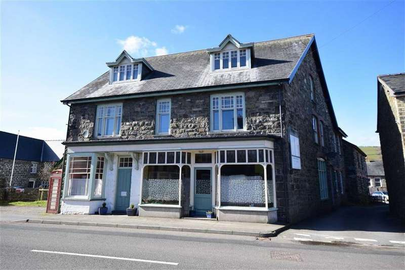 6 Bedrooms Semi Detached House for sale in The Emporium, Cemmaes, Machynlleth, Powys, SY20