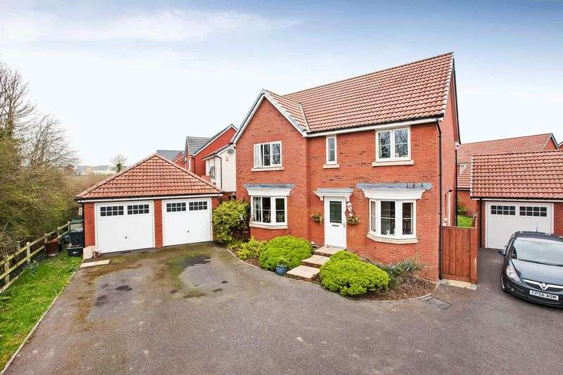 4 Bedrooms Property for sale in Verbena Walk, Wilstock Village, Bridgwater