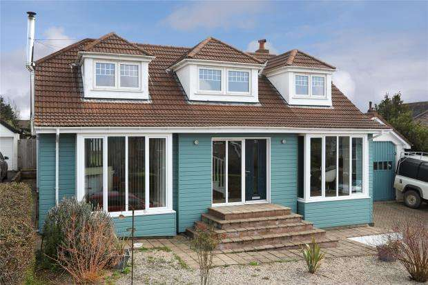 5 Bedrooms Detached House for sale in Thorne Park Road, Torquay, Devon