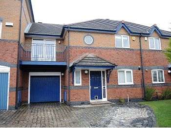 3 Bedrooms Town House for rent in Navigation Wharf, Liverpool