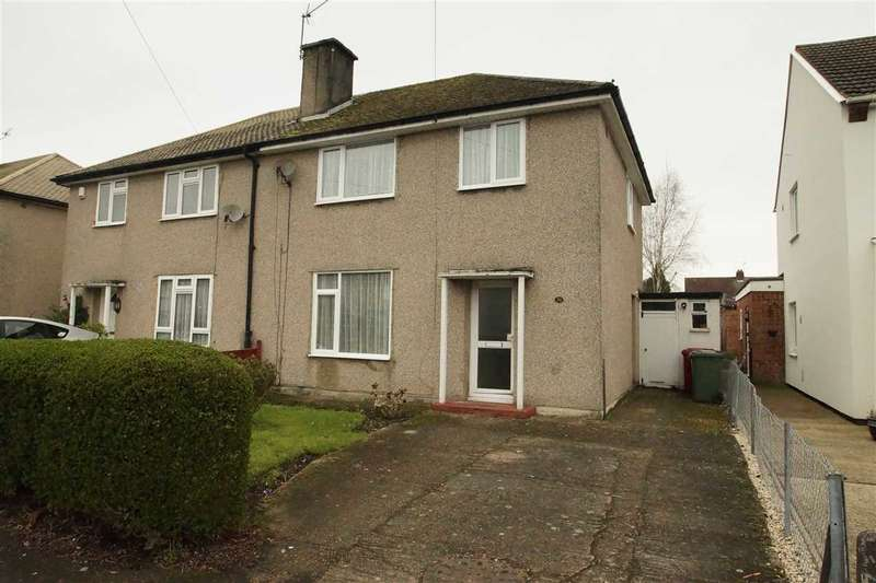 3 Bedrooms Semi Detached House for sale in Barnfield, Cippenham, Slough