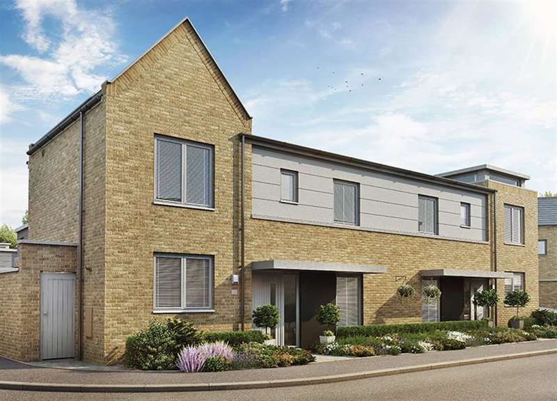 3 Bedrooms Semi Detached House for sale in Hollow Lane, The Observatory, Canterbury, Kent