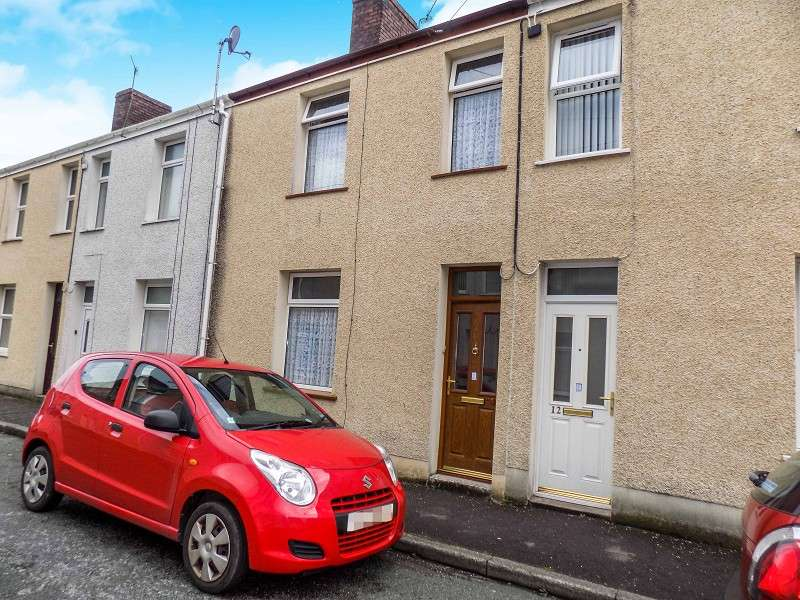 2 Bedrooms Terraced House for sale in Cecil Street, Neath, Neath Port Talbot. SA11 1AY