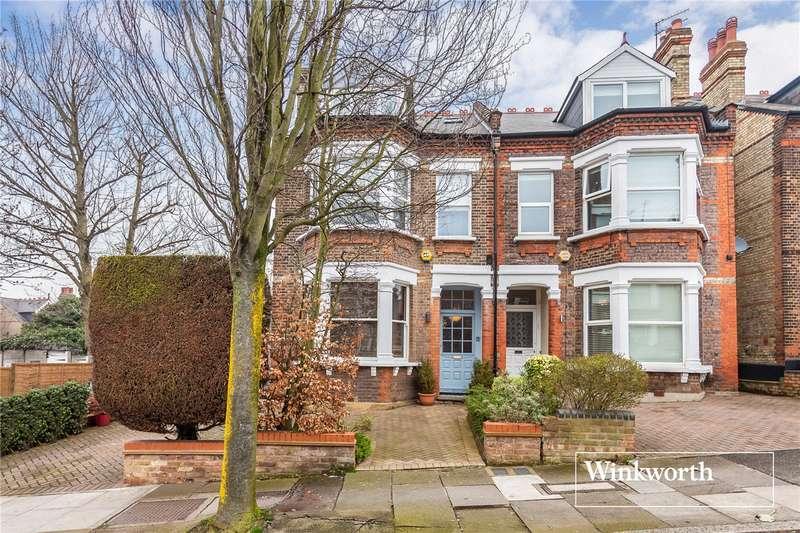 5 Bedrooms Semi Detached House for sale in Mountfield Road, Finchley, London, N3
