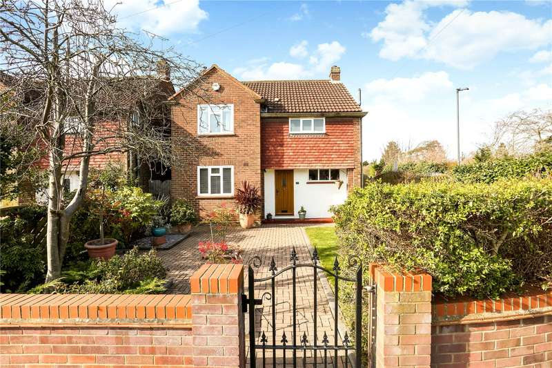 3 Bedrooms Detached House for sale in Springfield Road, Windsor, Berkshire, SL4