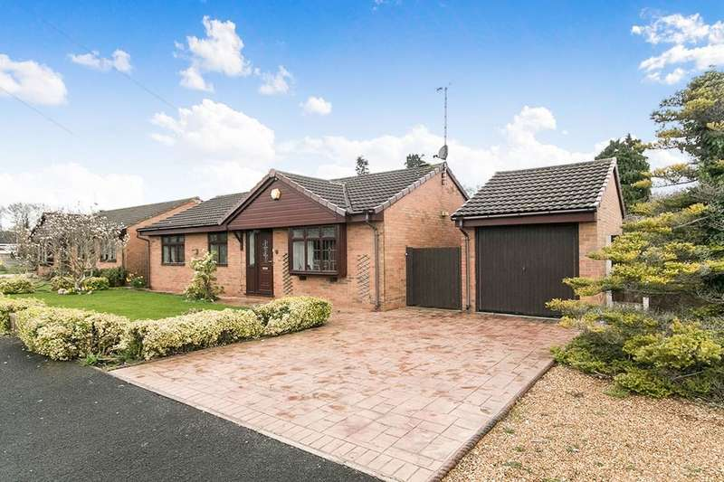 3 Bedrooms Detached Bungalow for sale in Bishops Court, Broughton, Chester, CH4