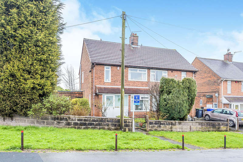 3 Bedrooms Semi Detached House for sale in Malthouse Road, Stoke-On-Trent, ST2