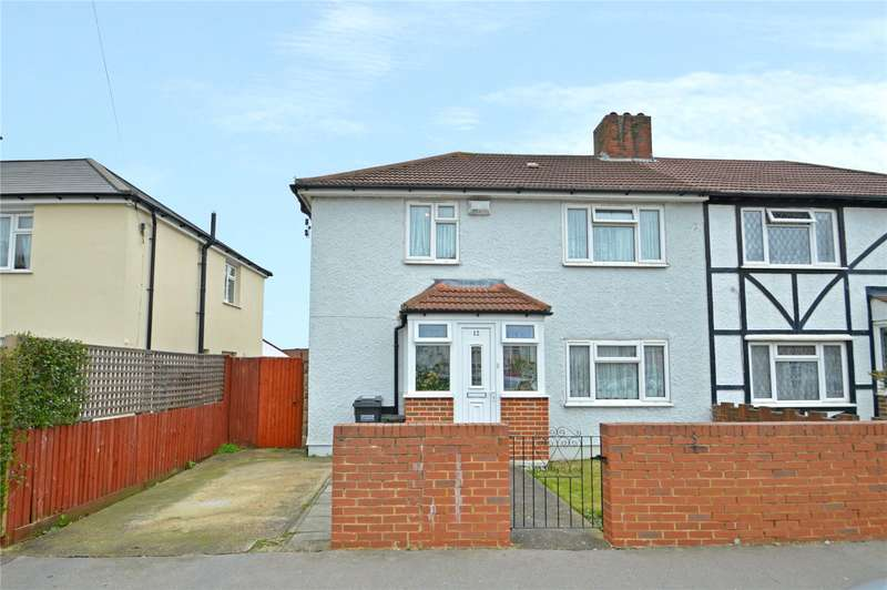 3 Bedrooms Semi Detached House for sale in Longhurst Road, Croydon