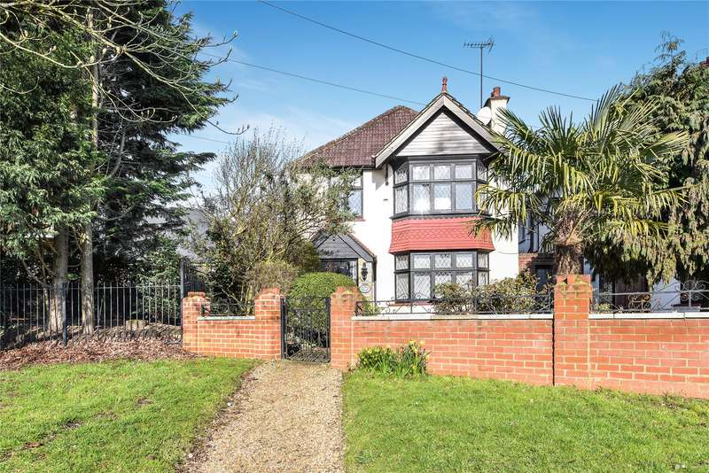4 Bedrooms Detached House for sale in High Road, Woodford Green, IG8