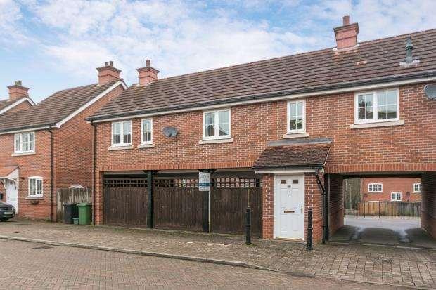 2 Bedrooms Maisonette Flat for sale in Chineham, Basingstoke, Hampshire