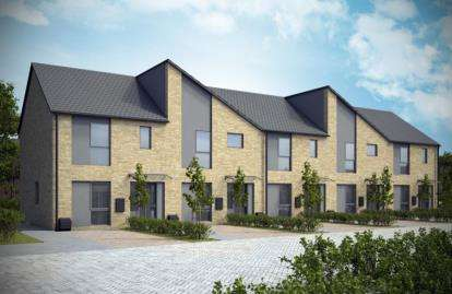 2 Bedrooms Town House for sale in Wolsey Island, Abbey Park Road, Leicester