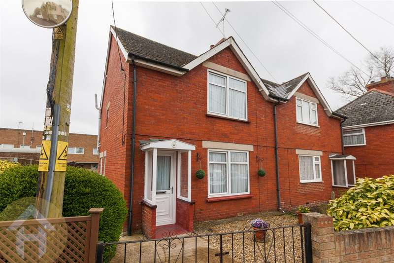 2 Bedrooms Semi Detached House for sale in Springfield Crescent, Royal Wootton Bassett