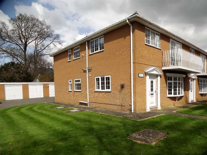 2 Bedrooms Flat for sale in Sylvan Court, Woodhall Spa, LN10 6TE
