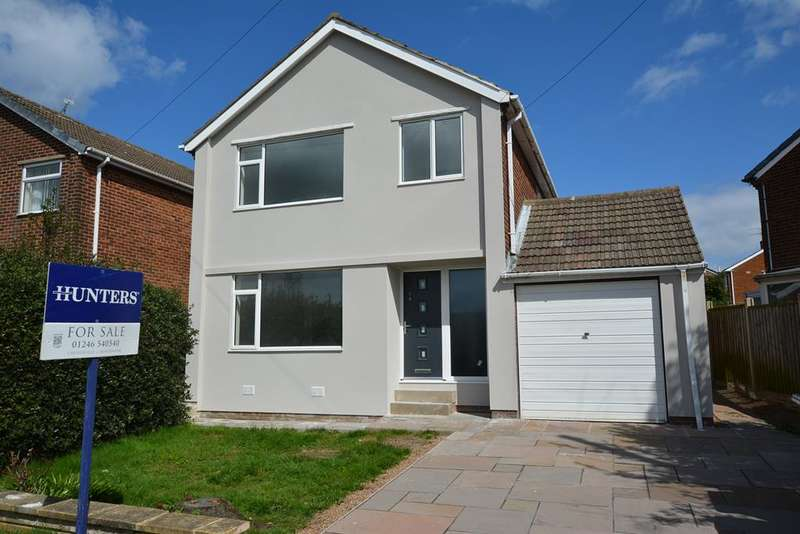 3 Bedrooms Detached House for sale in Cedar Avenue, Chesterfield, S40 4ES