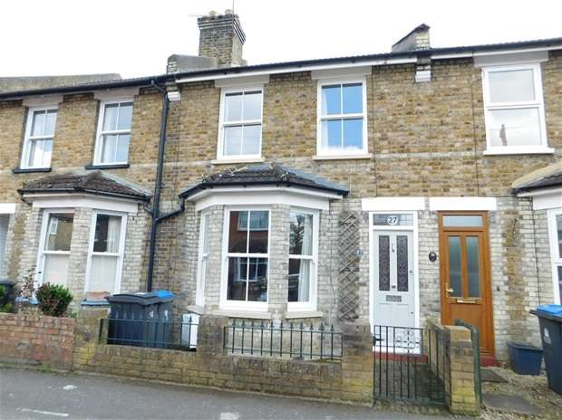 3 Bedrooms Terraced House for sale in King Charles Crescent, Surbiton