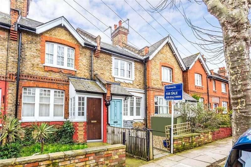 2 Bedrooms Terraced House for sale in Beechwood Road, London, N8