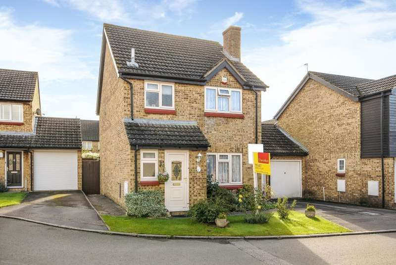 3 Bedrooms House for rent in Burwell Meadow, Witney, OX28