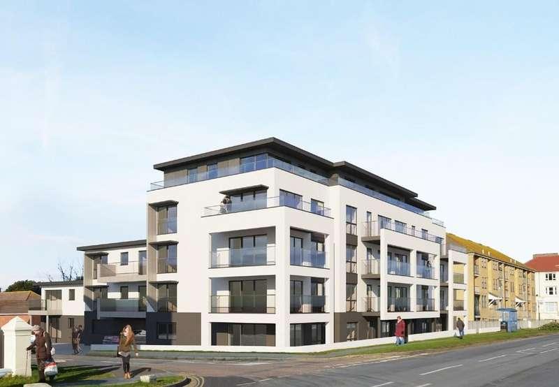 2 Bedrooms Apartment Flat for sale in Queens Road, Littlestone