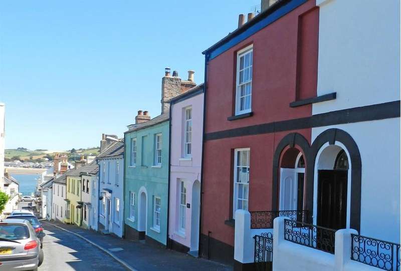 2 Bedrooms Cottage House for sale in Meeting Street, Appledore, Bideford