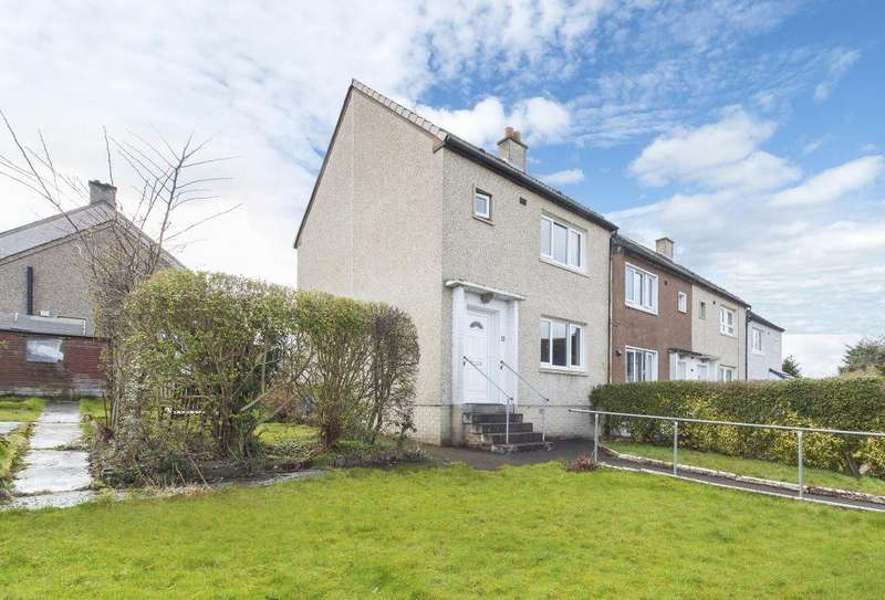 2 Bedrooms Villa House for sale in 33 Buckingham Drive, Rutherglen, Glasgow, G73 3NH