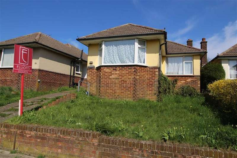 2 Bedrooms Detached Bungalow for sale in Thornhill Rise, Portslade, East Sussex