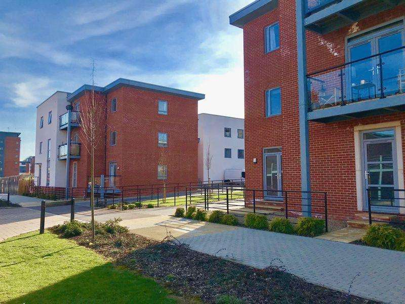 1 Bedroom Apartment Flat for sale in Pallatia Court, High Wycombe