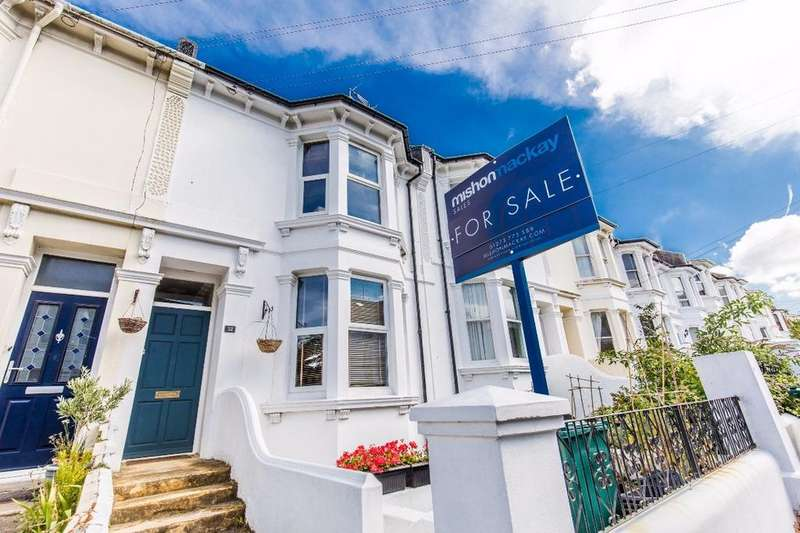 4 Bedrooms Terraced House for sale in Port Hall Place Brighton East Sussex BN1