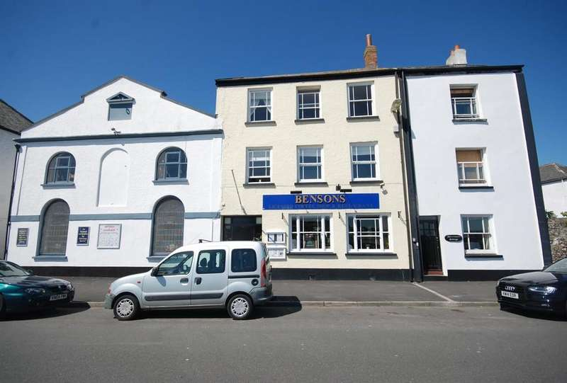 Terraced House for sale in The Quay, Appledore, Bideford