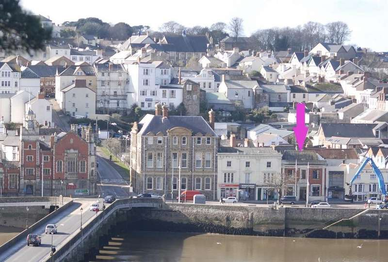 Chalet House for rent in The Quay, Bideford
