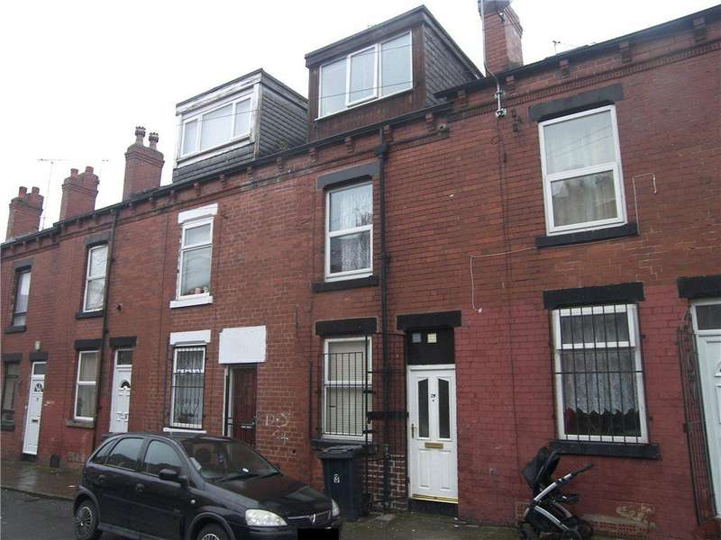 3 Bedrooms Terraced House for sale in and 29b Belvedere Avenue, Beeston, Leeds, West Yorkshire