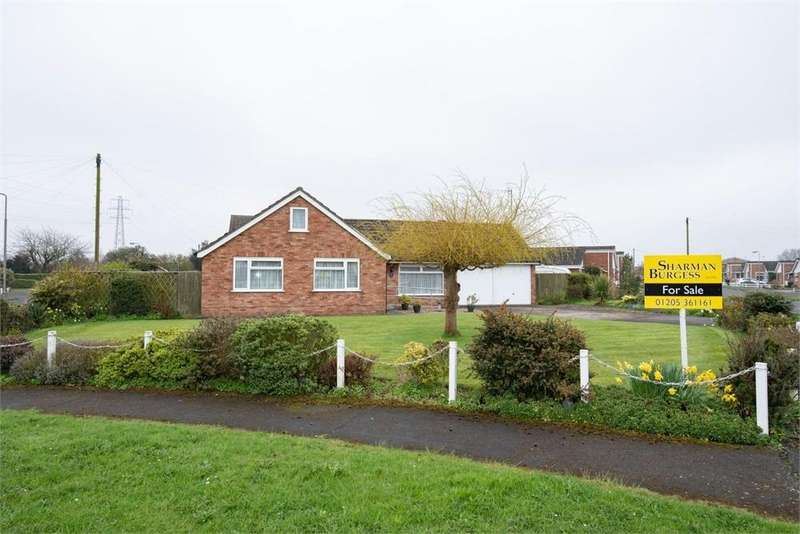 3 Bedrooms Detached Bungalow for sale in Maple Road, Boston, Lincolnshire