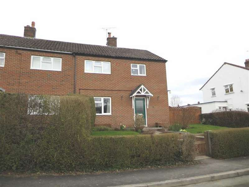 3 Bedrooms Semi Detached House for rent in Heol Penderyst, Trevor, LL20